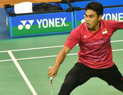 Nugroho in Title Clash - Day 4: BWF Para-Badminton WC 2017