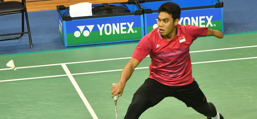 Nugroho in Title Clash – Day 4: BWF Para-Badminton WC 2017