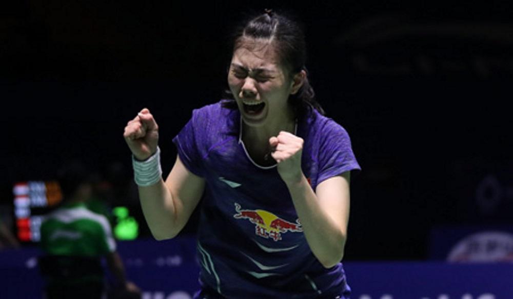 属于低排名选手的一天 —— 2017泰禾中国公开赛第五日
