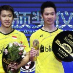 Unstoppable 'Minions' – Doubles Finals: TAHOE China Open 2017