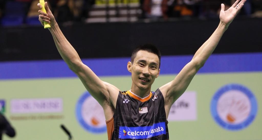 李宗伟再获超级系列赛冠军——2017YONEX日上香港公开赛单打决赛