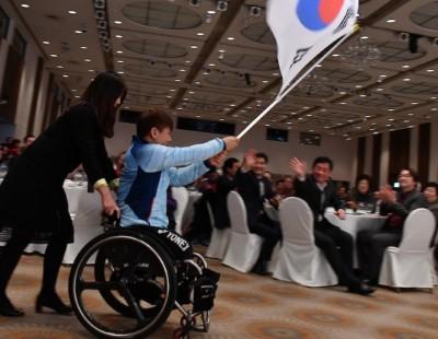Ulsan Welcomes Para-Badminton Contestants
