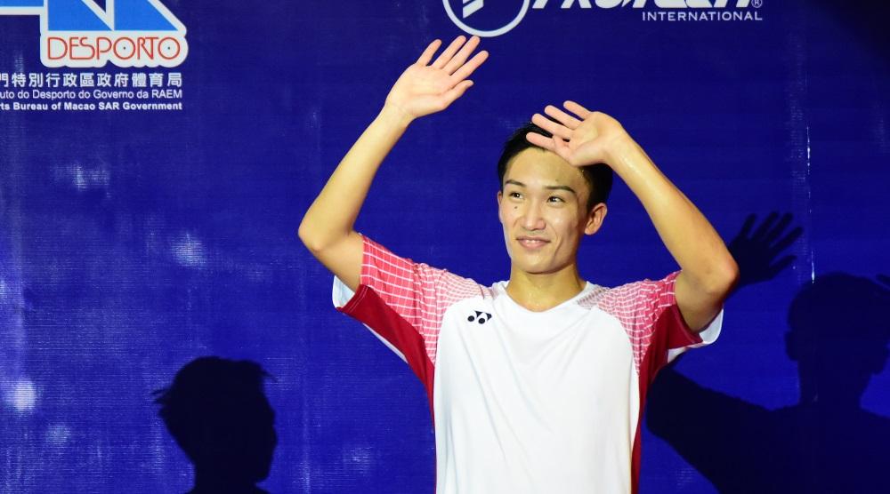 Momota, Cai Yanyan Triumph – 2017 Macau Open Review