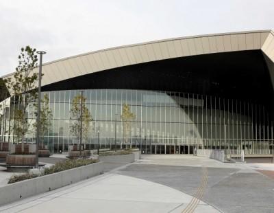 Badminton Venue for Tokyo 2020 Opens