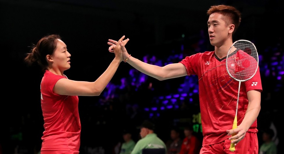 Big Guns Feel the Tremors – Superseries Review: Mixed Doubles