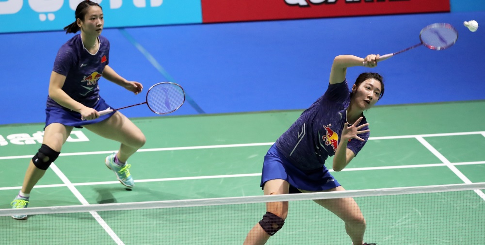 Huang/Yu Overcome World Champs – Day 1: Dubai World Superseries Finals 2017