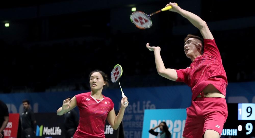 Stubborn Shi Prevails – Day 2: Dubai World Superseries Finals 2017