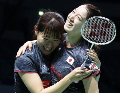 Chen Pips Tai to Semis – Day 3: Dubai World Superseries Finals 2017