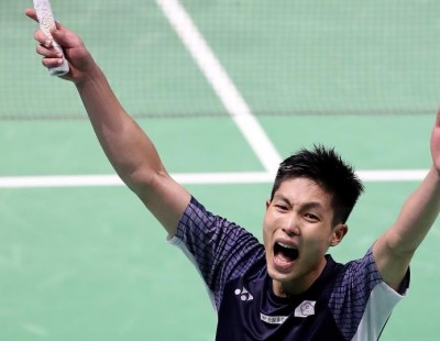 Kidambi Gets 'Chou-ed'! – Day 2: Dubai World Superseries Finals 2017