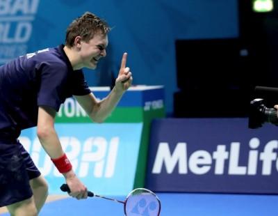 Winning Dubai Helped Me Loosen Up: Axelsen