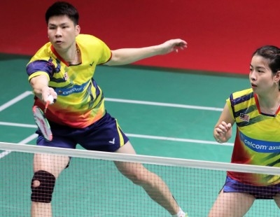Second Seeds Wang/Huang Upset – Day 1: Daihatsu Indonesia Masters 2018