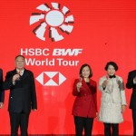BWF Launches HSBC Partnership and 'Guangzhou Finals'