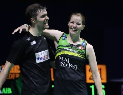 New Pairs Set Pace – HSBC Race to Guangzhou: Doubles