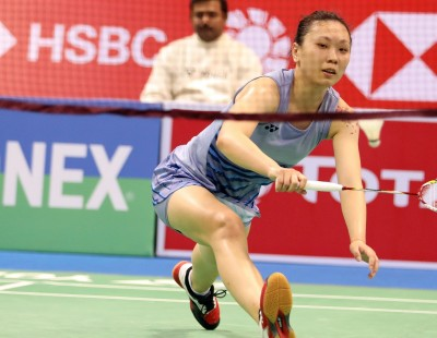 Zhang Leaps into Top Ten – HSBC Race to Guangzhou: Singles