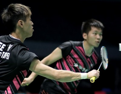 Chinese Taipei Outplay Thailand – Day 2: E-Plus Badminton Asia Team Championships 2018