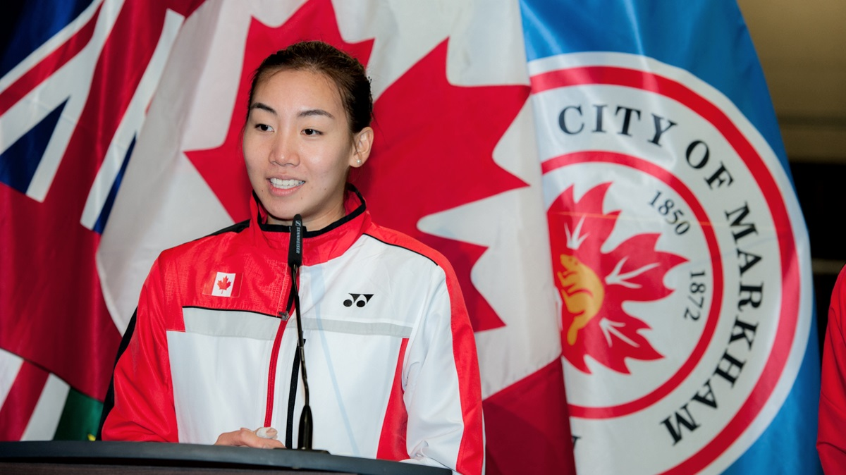 Markham Readies for World Junior Championships