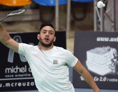 Algeria to Debut in Thomas Cup