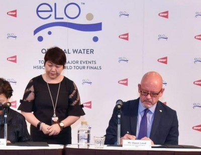 BWF Announces ELO Water Partnership