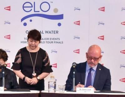 BWF Announces ELO Water Partnership