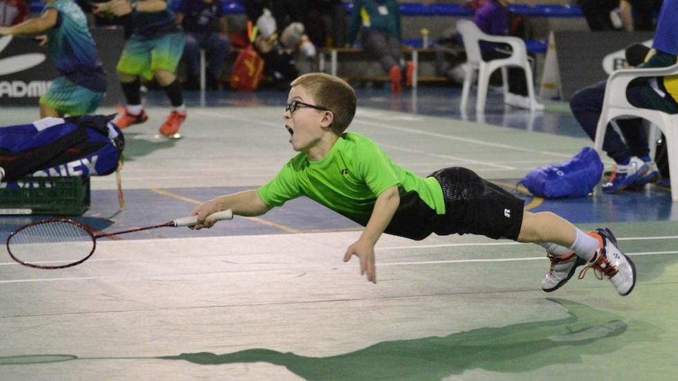 Germans March into Knock-Out Round – Day 2: Spanish Para-Badminton International 2018