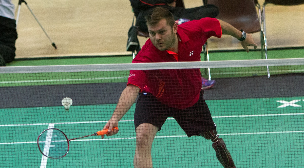 Mondejar Keeps Hopes Alive – Day 1: Spanish Para-Badminton International 2018