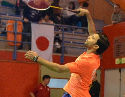 Kadam, Sagoy Emerge Champions – Finals: Spanish Para-Badminton International 2018