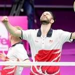 Sensational Day for England – Day 10: XXI Commonwealth Games