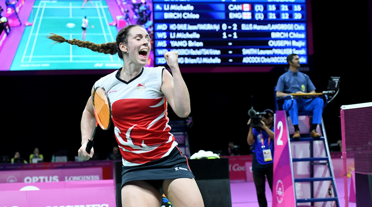 Birch Stars in England's Win – Day 3: XXI Commonwealth Games