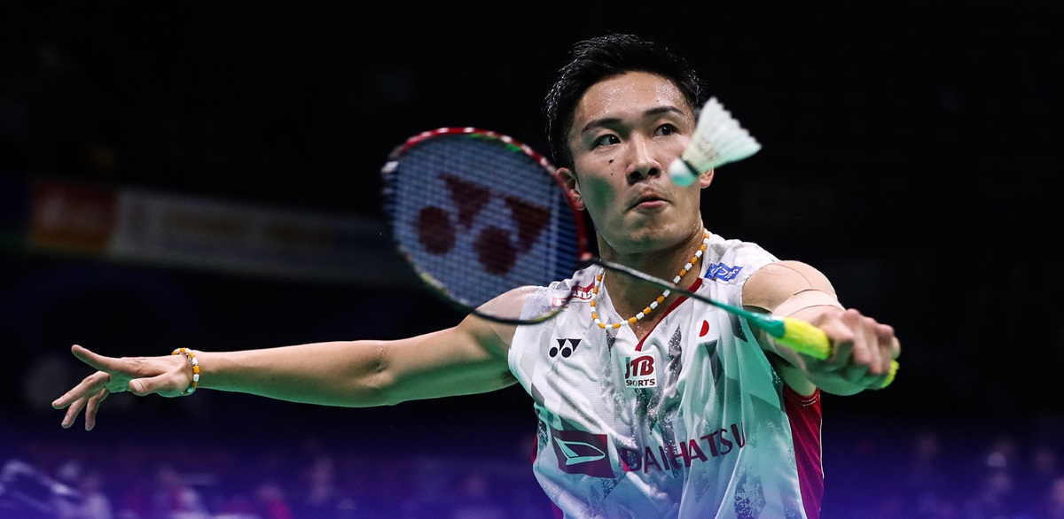 Momota's Back! – Day 3: Badminton Asia Championships 2018