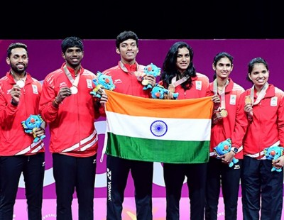 Golden Day for India – Day 5: XXI Commonwealth Games
