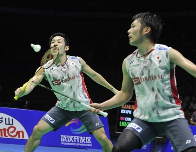 Joy for Japan – Day 5: Badminton Asia Championships 2018