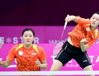 Strong Run by Singapore - Day 7: XXI Commonwealth Games