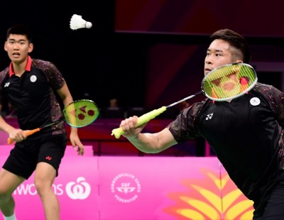 Ho-Shue/Yakura Enter Quarters – Day 8: XXI Commonwealth Games