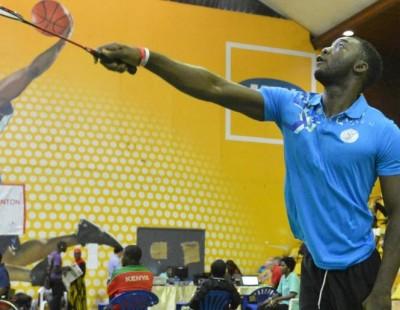 Bello Bounces Back – Uganda Para-Badminton Intl. 2018