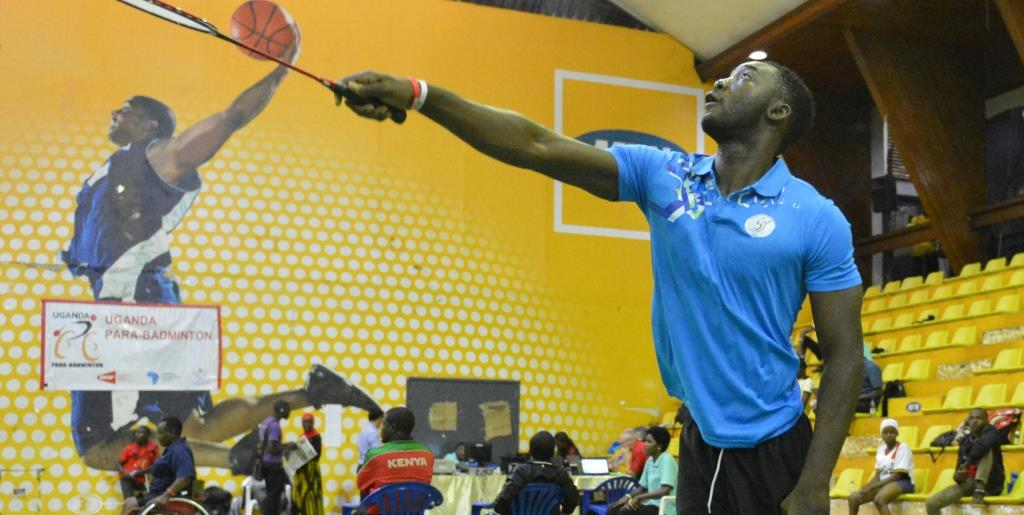 Bello Bounces Back – Uganda Para-Badminton Intl. 2018