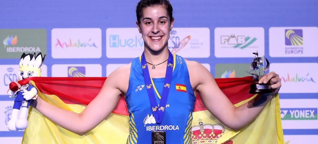 Golden Glory – Finals: 2018 European Championships