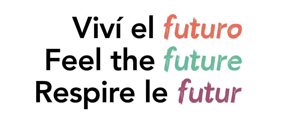 YOG Unveils 'Feel the Future' Slogan