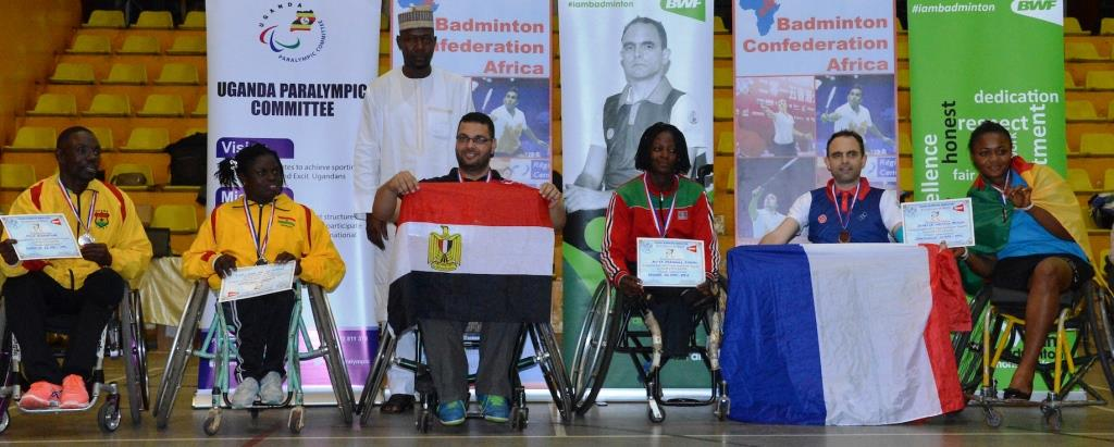 Shared Success – Finals: Uganda Para-Badminton Intl. 2018