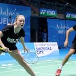 Fischer/Boje Progress – Day 1: 2018 European Championships