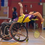 Wheelchair Para-Badminton in Focus