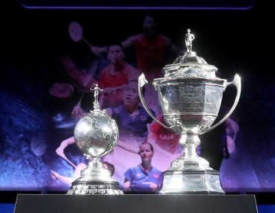 TOTAL BWF Thomas & Uber Cup Finals 2020 Draw
