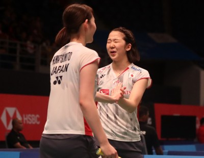 Danes Stumble to Rising Japanese – Day 3: Celcom Axiata Malaysia Open 2018