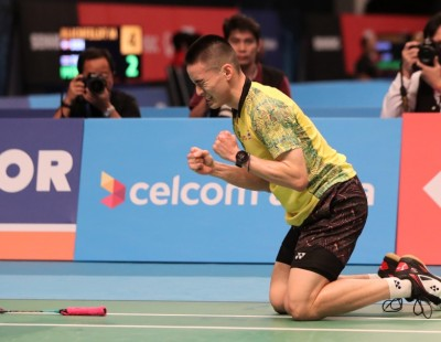 Thai Surprise for Chen – Day 1: Celcom Axiata Malaysia Open 2018