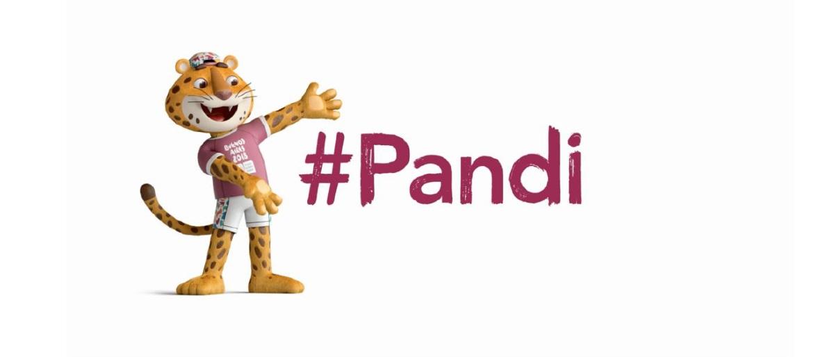 YOG Mascot #Pandi Launched
