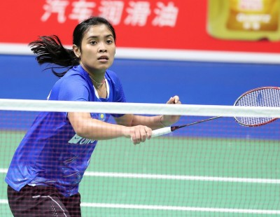 Tunjung Waltzes Into Second Round – Day 1: TOTAL BWF World Championships 2018
