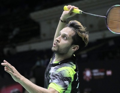 Injury-Scarred Parupalli Begins Comeback – Day 2: Toyota Thailand Open 2018