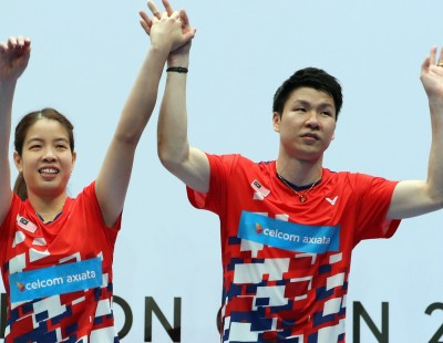 Singapore Sting! – Doubles Finals: Singapore Open 2018