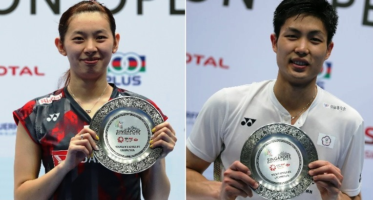 Back to Winning Ways – Singles Finals: Singapore Open 2018