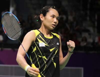 Christie, Tai Emerge Champs – Finals: Asian Games 2018