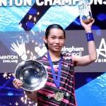 Profitable Season for Tai Tzu Ying